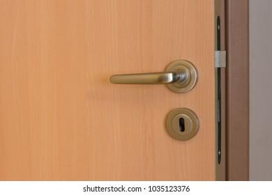 Open door segment.