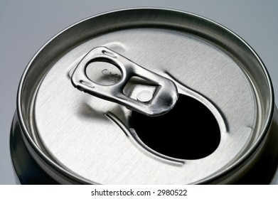 Open drink can