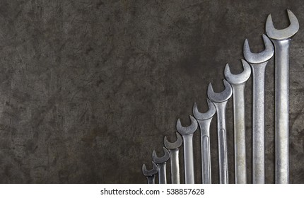 Open End Wrench Images Stock Photos Vectors Shutterstock