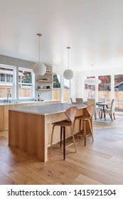 Open kitchen concept for the descerning home owner, vertical view