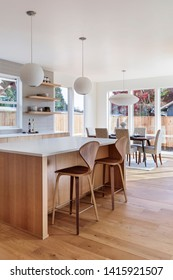 Open kitchen concept for the descerning home owner