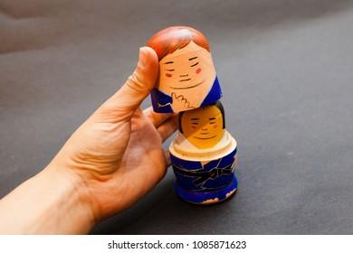 Open Matryoshka Judoka