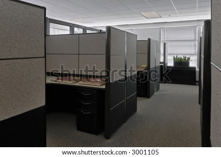 Open office cubicles Office Room Open Office Cubicles Ridiculously Efficient Open Office Cubicles Stock Photo edit Now 3001105 Shutterstock