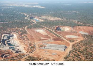 Open Pit - Kalgoorlie - Australia