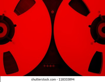 Open Reel Audio Recorder