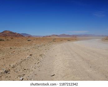 Open Road, Namib Desert, Namibia