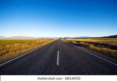 Open Road, New Zealand