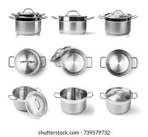 Kitchen Pots Images Stock Photos Vectors Shutterstock