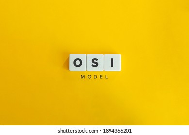 Open Systems Interconnection Model (OPI) Banner.