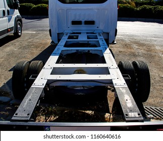 open truck chassis