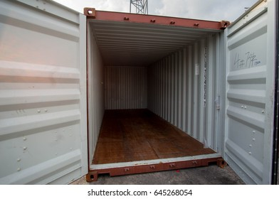 Opened Container