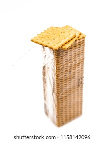 opened pack of the crackers