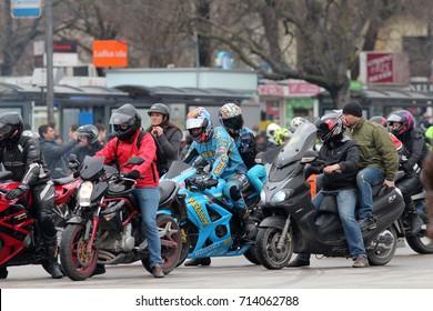 Opening Moto season in Varna (Bulgaria),  28 March 2015