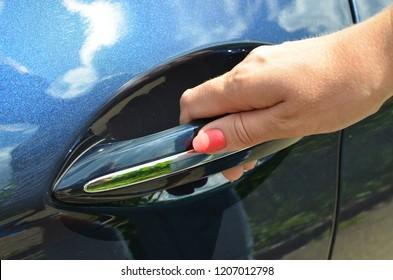 Openning a car