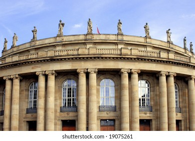 Opera House, Stuttgart, Germany