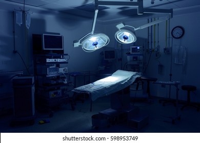 Operating Room in A Hospital
