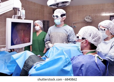 operation in hospital