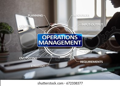 Operations Management Images, Stock Photos & Vectors | Shutterstock