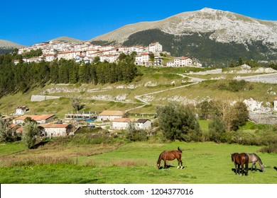 opi village uncontaminated nature national park abruzzo italy national park abruzzo italy
