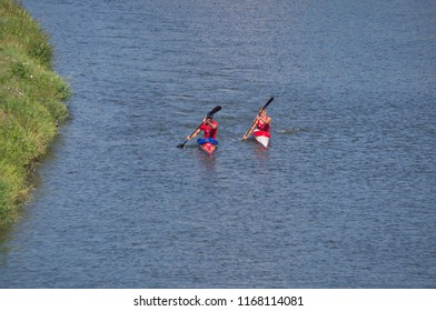 Racing Kayak Images, Stock Photos & Vectors | Shutterstock
