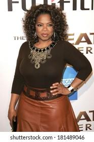 Oprah Winfrey at THE GREAT DEBATERS Premiere, ArcLight Cinerama Dome, Los Angeles, CA, December 11, 2007