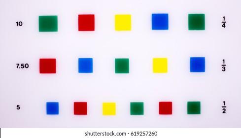 Color Blind Test Images Stock Photos Vectors Shutterstock