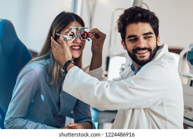 Optometrist dating patients