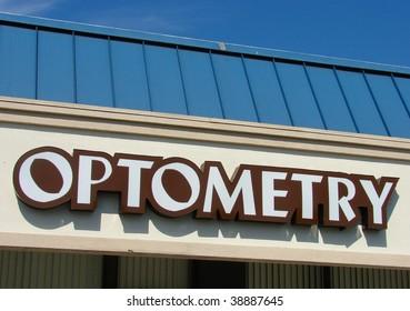 optometry sign
