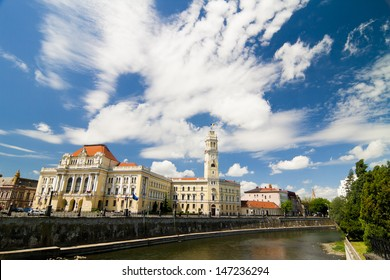 Oradea City Hall - Transylvania Romania
