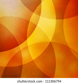 Orange abstract shine background
