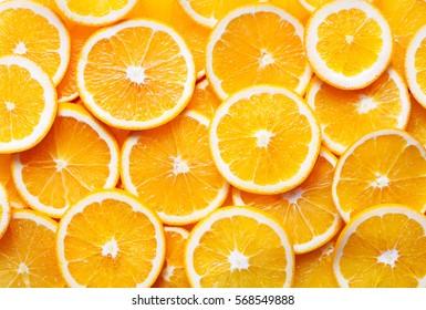 Orange background - Shutterstock ID 568549888