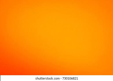 Orange background dark black blur texture for summer