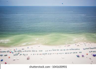 Orange Beach Alabama Views from Condominium