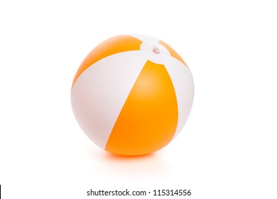 Orange Beach Ballr close up