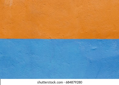 Orange and blue background images stock photos vectors shutterstock orange and blue wall texture altavistaventures Images