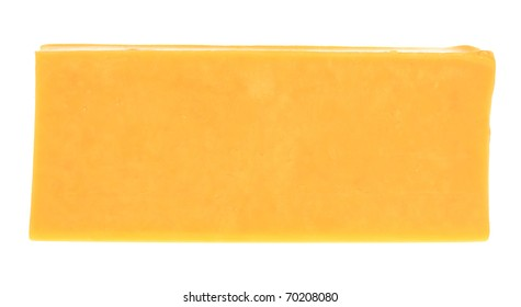 Orange cheese.