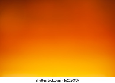 orange color with shade background