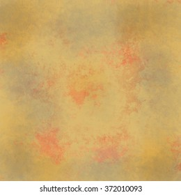 Orange color stained grungy Texture Background, Grunge paper background .