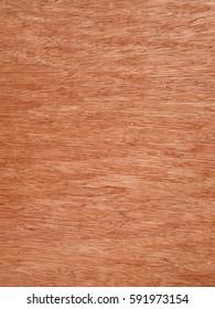 Orange color wood grain texture surface detail.