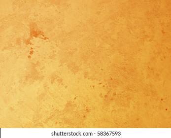 Orange concrete wall Texture
