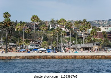Orange County Beach, California