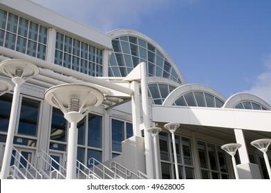 Orange County Convention Center in Florida