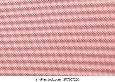 orange fabric texture. coarse canvas background - closeup pattern