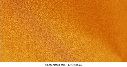 Orange glitter bokeh circle glow blurred and blur abstract. Glittering shimmer bright luxury . White and silver glisten twinkle for texture wallpaper and background backdrop.