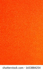 Orange glitter glow abstract. Glittering shimmer bright luxury. White and silver glow for texture wallpaper and background backdrop.