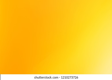 Orange gradient background blur background. For Valentine's Day Card Design and Design The concept of love and other opportunities with copy space.