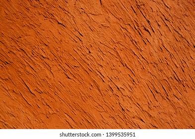 orange grunge texture wall background