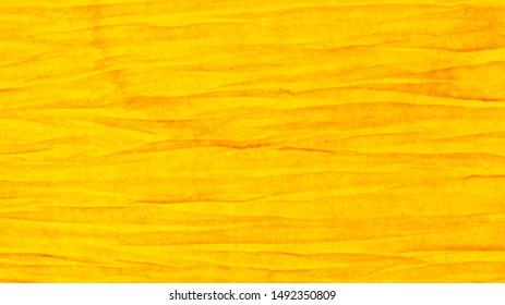 Orange Japanese Paper Texture against Warm light