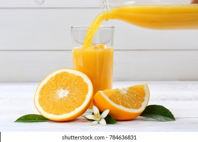 Orange juice pouring pour oranges fruit fruits drink