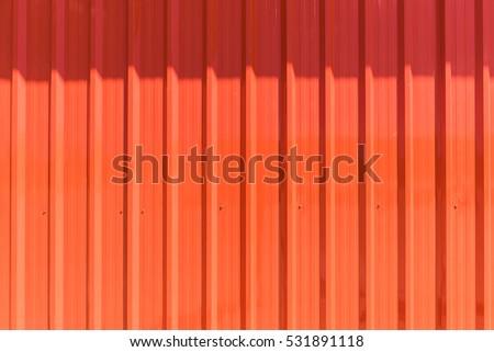 orange metal roof texture - Metal Roof Texture